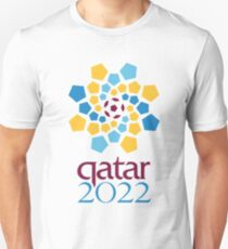Host of Fifa World Cup 2022 Unisex T-Shirt