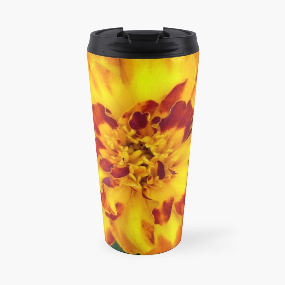 French Marigold Travel Mug