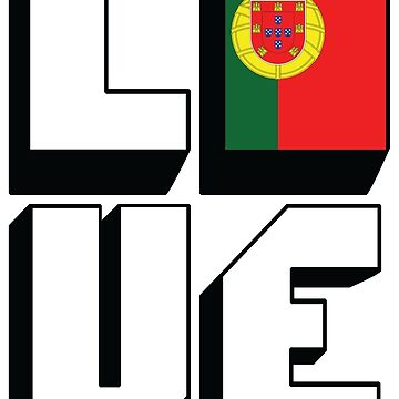 LOVE Portugal by lazarusheart