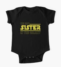 The Best Sister In The Galaxy One Piece - Short Sleeve