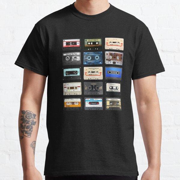 pero no olvidado. Muchos de nosotros debemos nuestra juventud a estos cartuchos de plástico. Camiseta clásica
