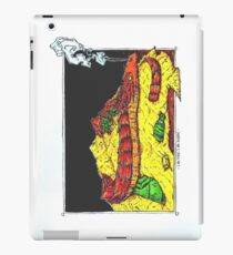 I am fire! I am death! iPad Case/Skin