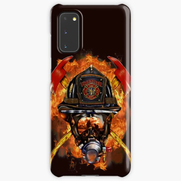 Firefighter The Anonymous Heroes Novelty Gifts. Samsung Galaxy Snap Case