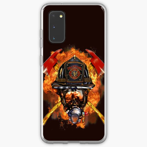 Firefighter The Anonymous Heroes Novelty Gifts. Samsung Galaxy Soft Case