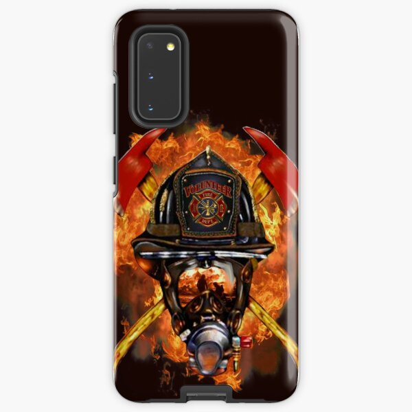 Firefighter The Anonymous Heroes Novelty Gifts. Samsung Galaxy Tough Case