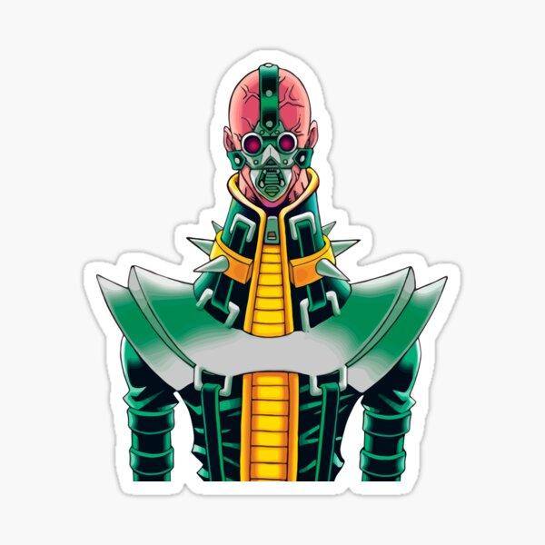 Jinzo Sticker