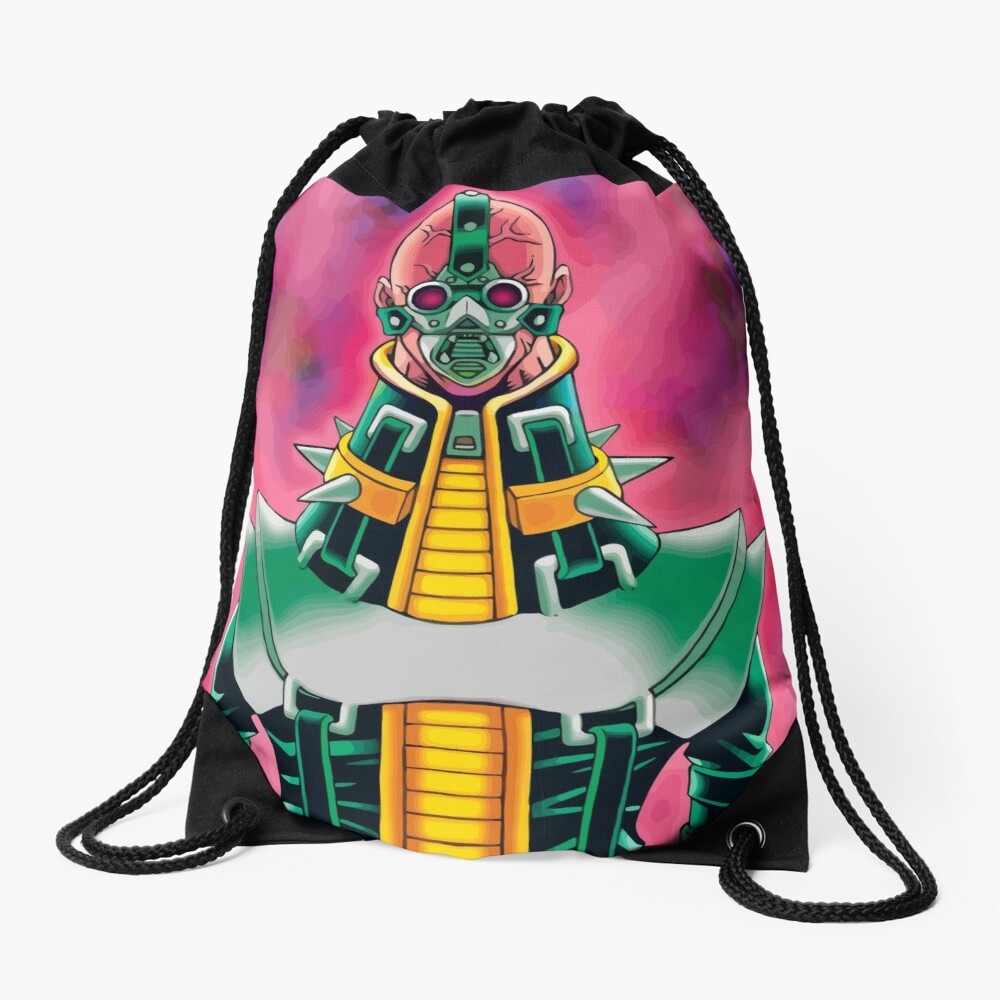 Jinzo Drawstring Bag