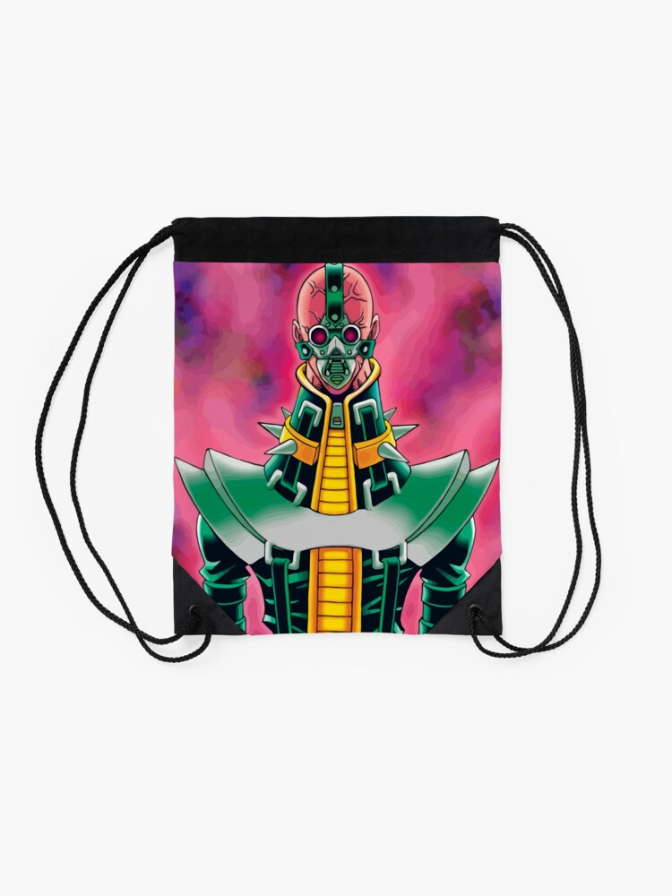 Alternate view of Jinzo Drawstring Bag