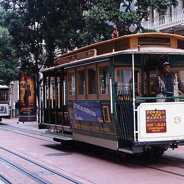 Cable cars at Market and Powell by windflowers43