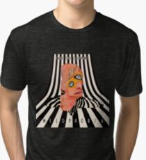 The glass cage Tri-blend T-Shirt