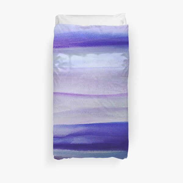 Purple Mountains' Majesty  Duvet Cover