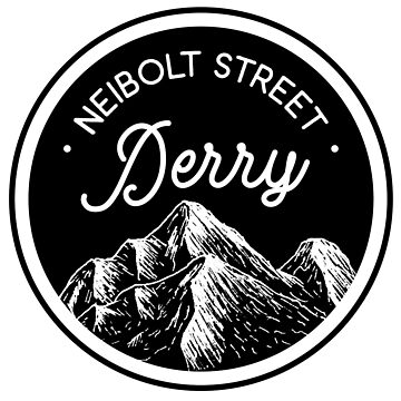 Neibolt Street Derry - Stephen King by applecakes