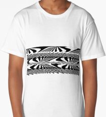 Liner tribal Long T-Shirt