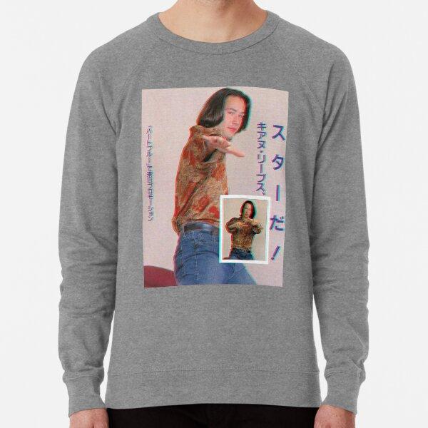 KeanU ReEves Lightweight Sweatshirt