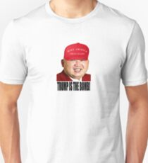 Kim Jong Un | Trump Is The Bomb | This is the original design uploaded at 8100 px = super high quality resolution printing Unisex T-Shirt