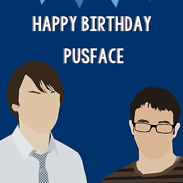 pusface. by glitteredgold