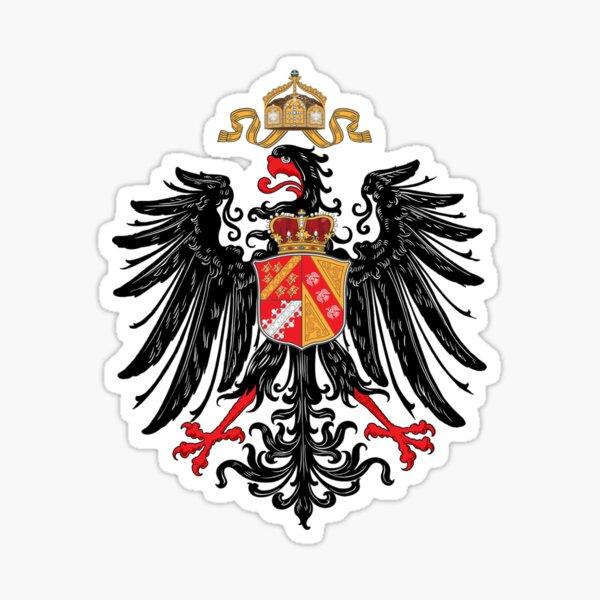 Armoiries d'Alsace-Lorraine Sticker