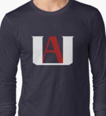 UA Highschool Logo Long Sleeve T-Shirt