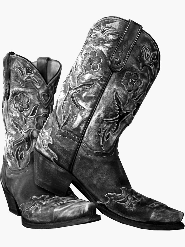 Knockout Cowgirl Stiefel von StampCity