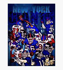 New York Giants Legends  Photographic Print