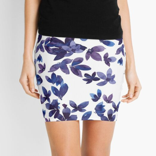 Born to Butterfly Mini Skirt