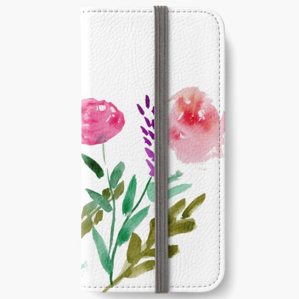 Country Bouquet iPhone Wallet
