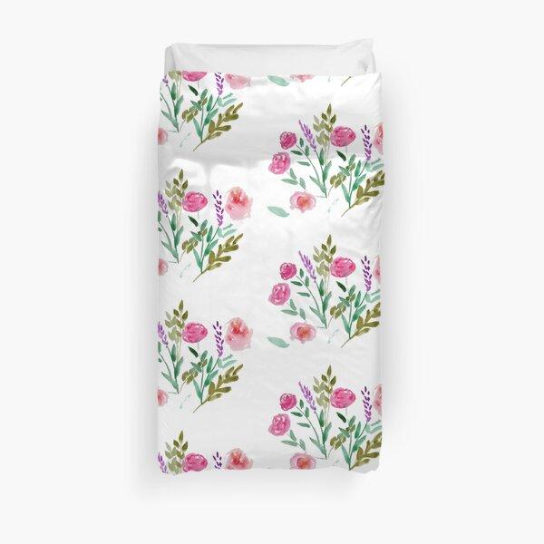 Country Bouquet Duvet Cover