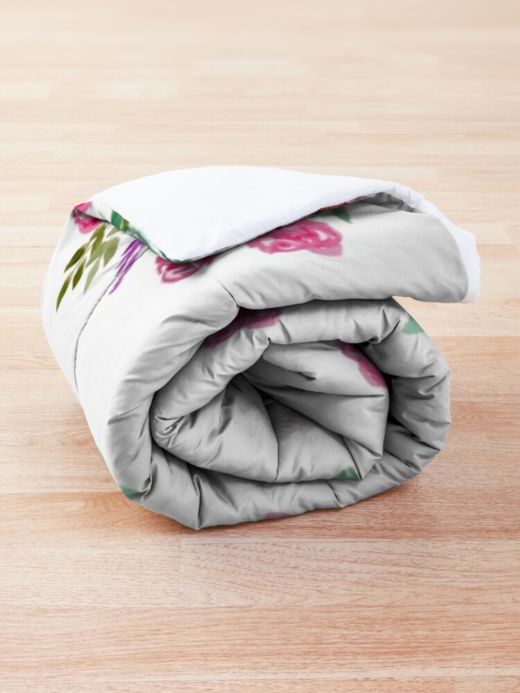 Alternate view of Country Bouquet Comforter