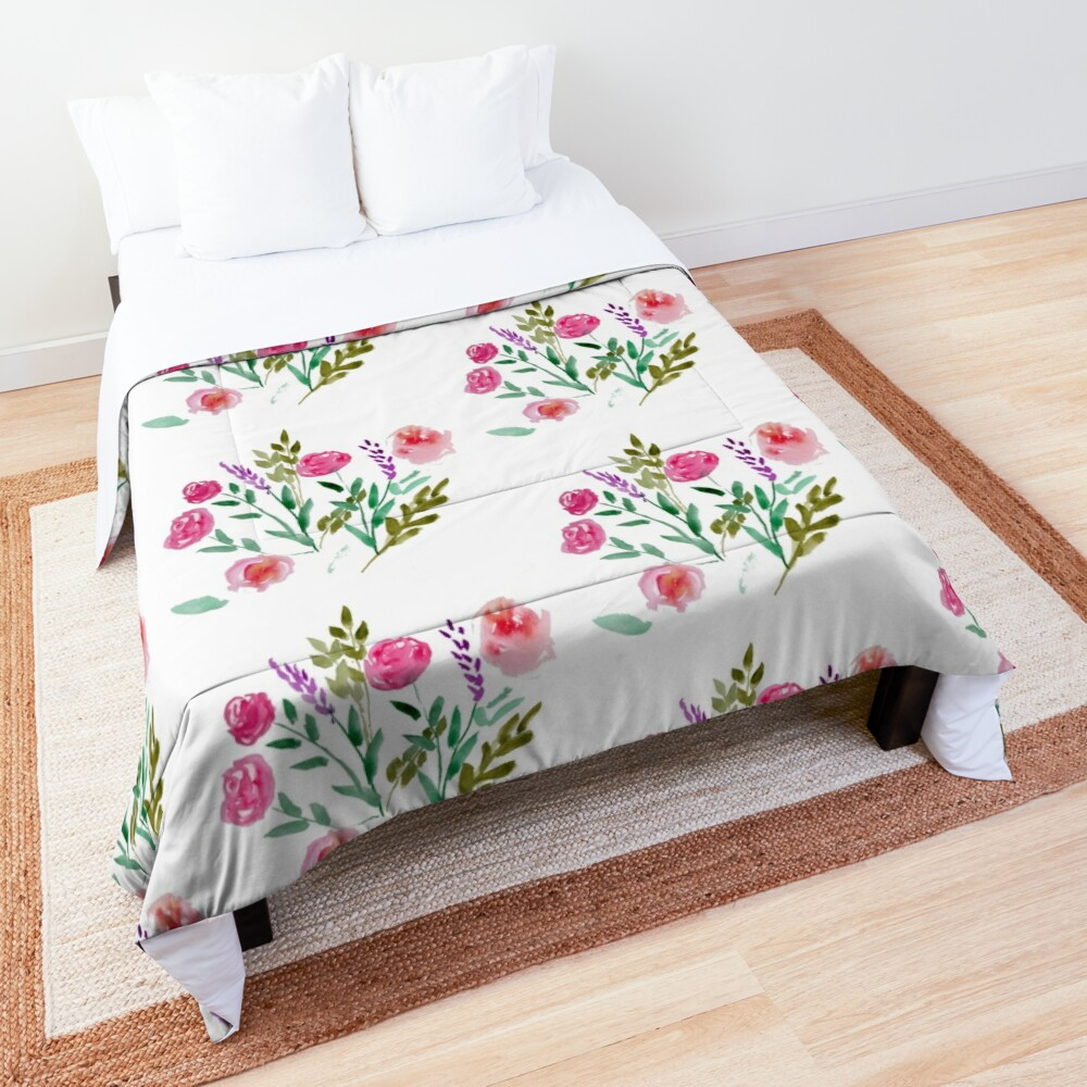 Country Bouquet Comforter