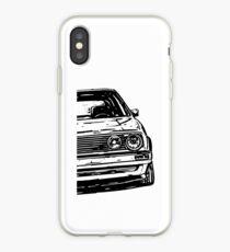 "Vinilo o funda para iPhone Golf 2 GTI MK2 ""OLS"""
