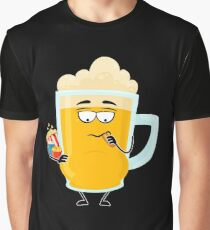 beer belly Graphic T-Shirt