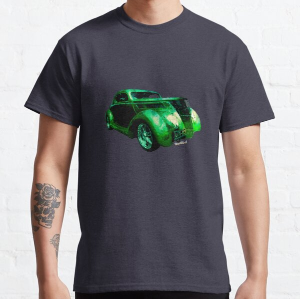 37 Ford Street Rod Luv Me Green Meanie! Classic T-Shirt