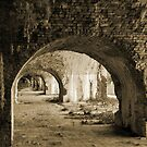 Fort Pickens III by Magricely Diaz