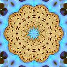 The Atala Neon Kaleidoscope by Dawne Dunton