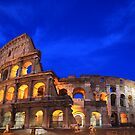 Colosseum by Christophe Testi
