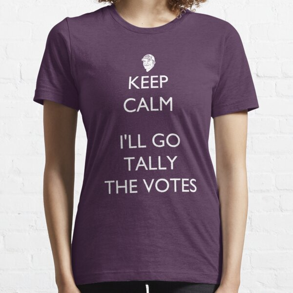 Tally the Votes - Survivor/Probst Essential T-Shirt