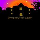 Remember the Alamo by elledeegee