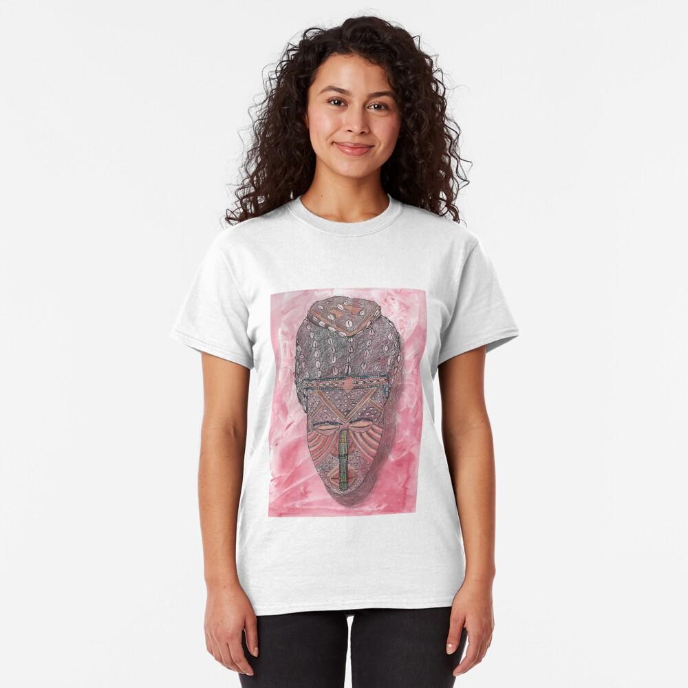 East African Mask Classic T-Shirt