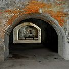 Fort Pickens V by Magricely Diaz