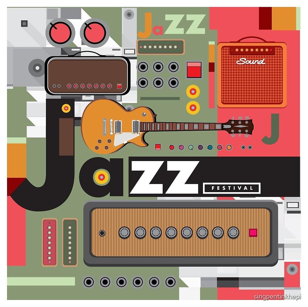 I love jazz 2 by singpentinkhepi
