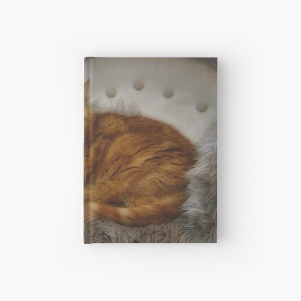 Sara and the star Hardcover Journal