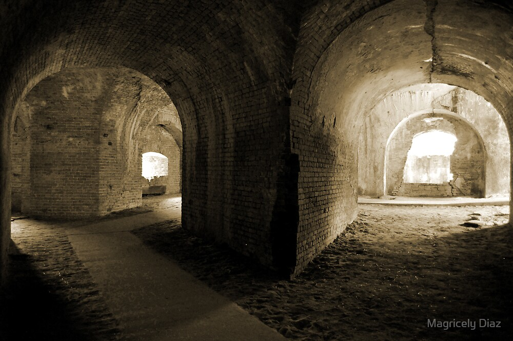 Fort Pickens VII by Magricely Diaz