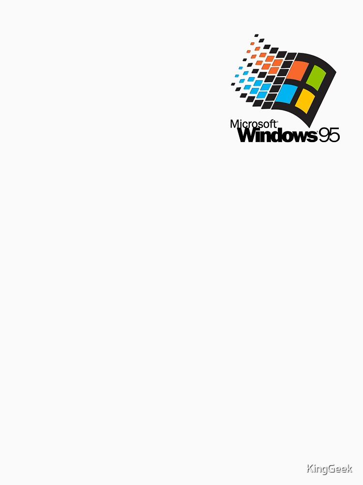 Windows 95 - Small Logo by KingGeek