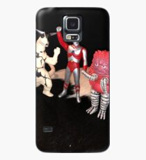 Ultraman and friends Case/Skin for Samsung Galaxy