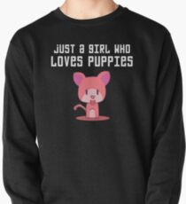 LOVE PUPPIES Pullover