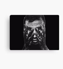 Tyler Uncovered Canvas Print