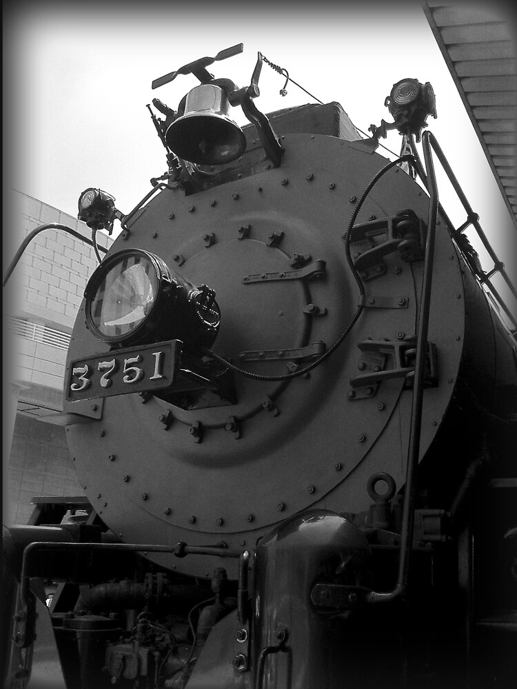 Steam Engine 3751 by douglasewelch