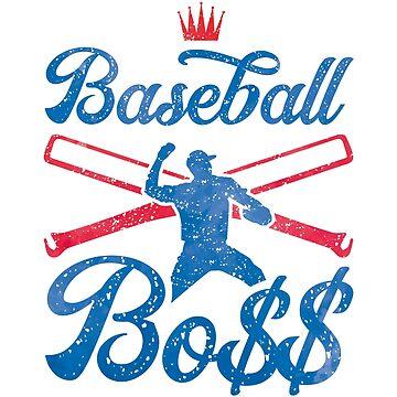 Baseball Boss Team by woweffect