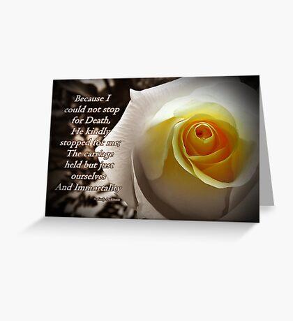 Immortal Greeting Card