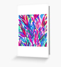 Tropicali Greeting Card